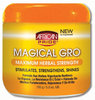 AFRICAN PRIDE - Magical Gro Maximum Herbal Strength / Haarcreme 150g