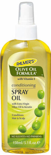 PALMER´S - Olive Oil Conditioning Oil Spray / Pflegeöl Spray 150ml