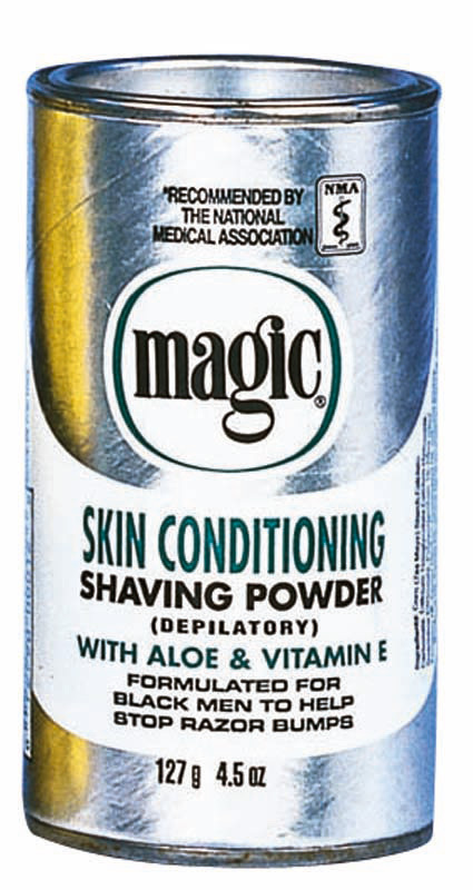 Black Magic Hair Removal Powder Quaebella