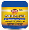 AFRICAN PRIDE - Magical Gro Rejuvenating Herbal Formula / Haarcreme 150g