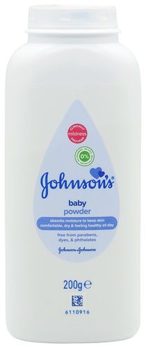 JOHNSON`S -  Baby Puder / Baby Powder 200g
