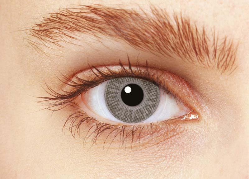 Gefärbte kontaktlinsen